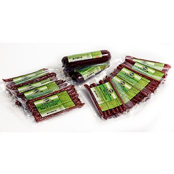 All Things Jerky Snack Sticks and Summer Sausage