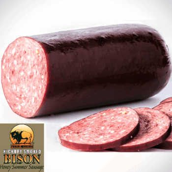 bison-summer-sausage